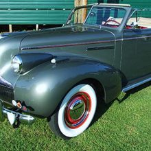 Pearl Harbor survivor '39 Buick comes up for auction