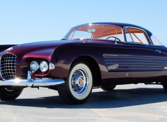 Ghia creations of1950s in Arizona Concours d'Elegance