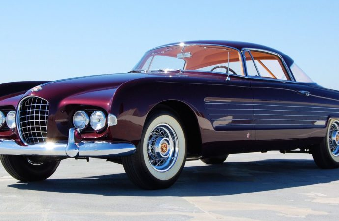 Ghia creations of 1950s in Arizona Concours d'Elegance