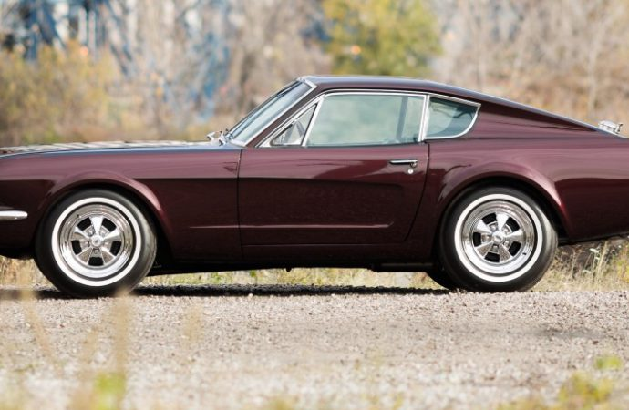 'Shorty' Mustang concept headed to Auctions America's Fort Lauderdale sale in March, 2015