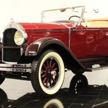 1929 Willys-Knight roadster