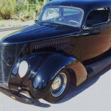 1937 Ford Tudor 'slantback' street rod