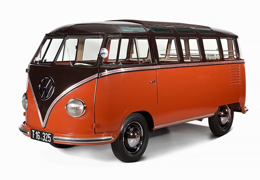 23-window 1955 'brander' Volkswagen Samba