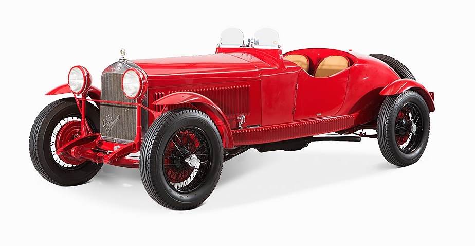 1929 Alfa Romeo 6C 1750 Sport is among the classics offered at new auction | Auctionata photos