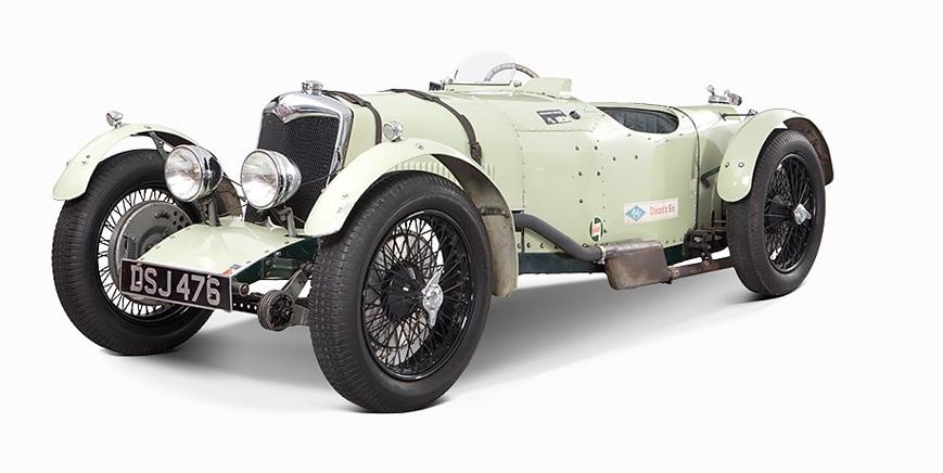 1934 Riley TT Sprite Special