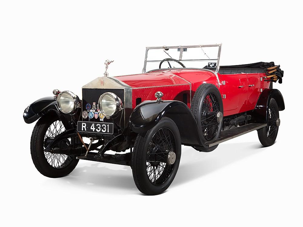 Auctionata - Classic Cars Auction- 28.11.2014 - Rolls Royce Silver ...