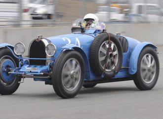 1934 Bugatti racer on the block Saturday at Leake's Dallas sale