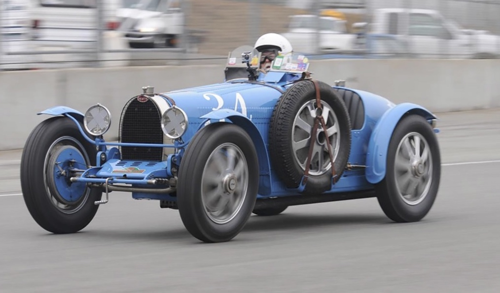 1934 Bugatti once in Mullin collection up for bids in Dallas | Leake Auction photo