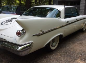 My Classic Car: Steve's 1956 Imperial