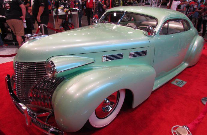 SEMA Seen: 1940 Cadillac 'Sophia'