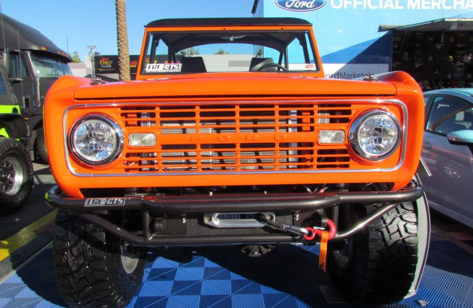 SEMA Seen: 1966 Ford Bronco