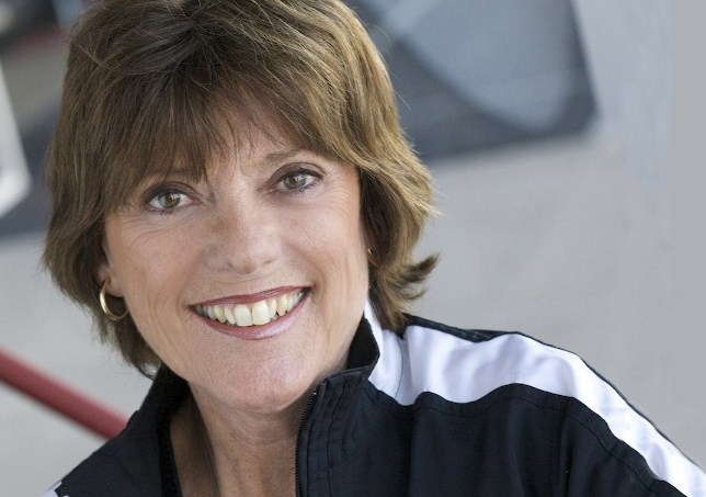 Veteran race driver Lyn St. James will moderate Elegance at Speed