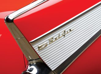 What was so special about the '57 Chevy?