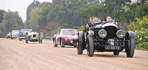 Cars on tour for UK's Concours d'Elegance Royal | Cd'E Royal photo