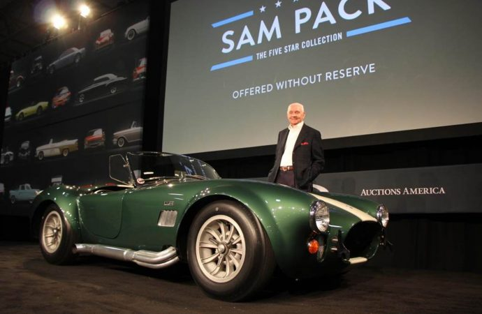 Sam Pack Five Star Collection sale totals $11.5 million