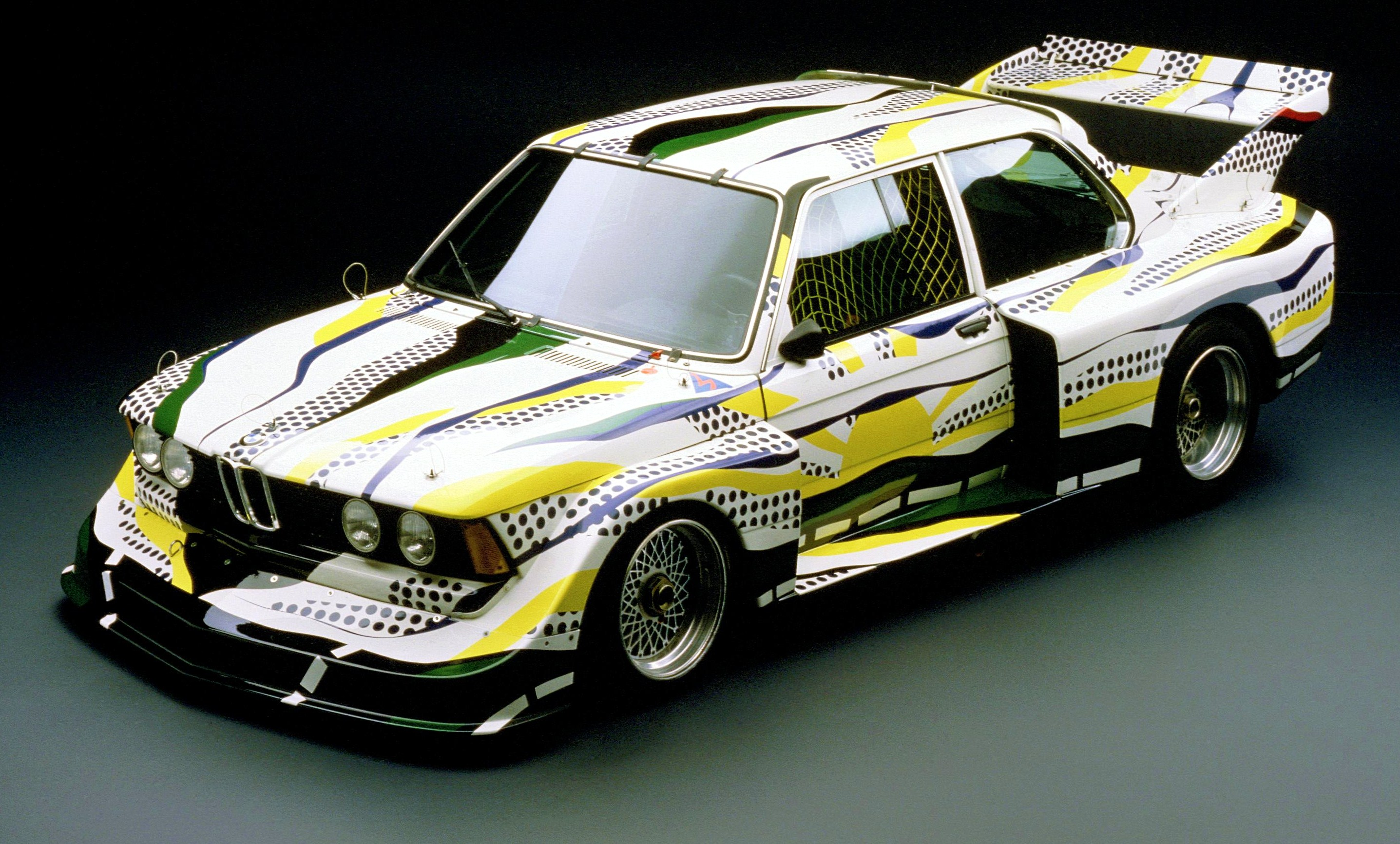 BMW \'Art Cars\' set for display at Miami Beach show - ClassicCars ...
