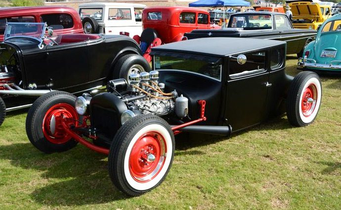 Goodguys caps 2014 shows with Southwest Nationals