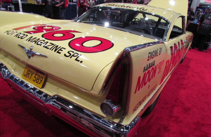 SEMA Seen: 1957 Plymouth Savoy