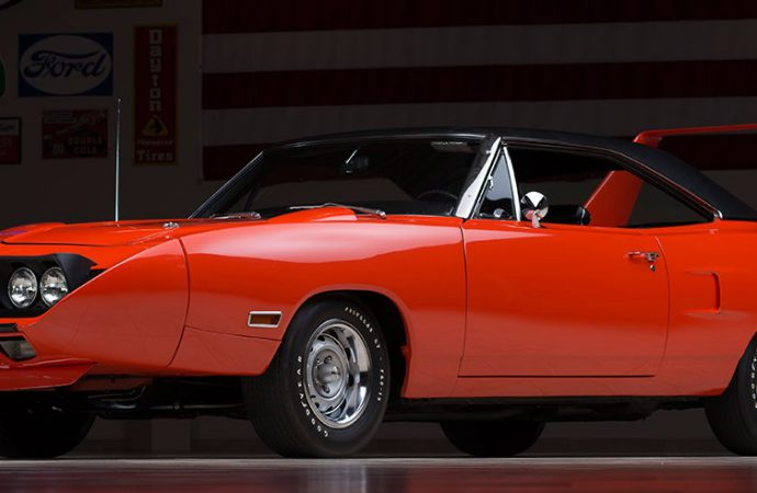 Countdown to Barrett-Jackson: A quartet of Hemis