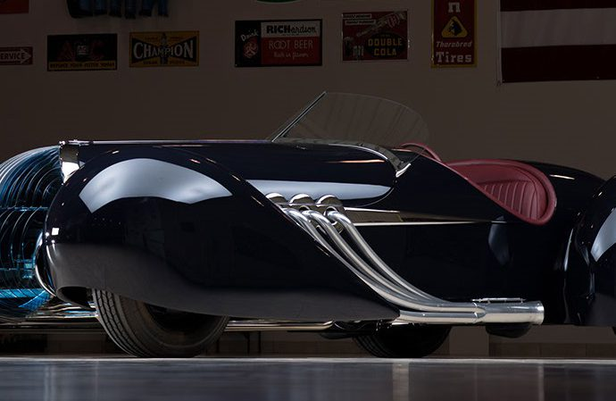 Countdown to Barrett-Jackson: Blastolene B-702 roadster