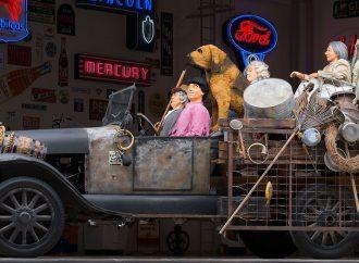 Countdown to Barrett-Jackson: Beverly Hillbillies custom truck