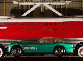 Countdown to Barrett-Jackson: 1950 GM Futurliner