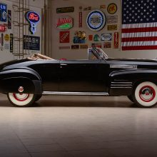Countdown to Barrett-Jackson: 1941 Cadillac Series 62 convertible