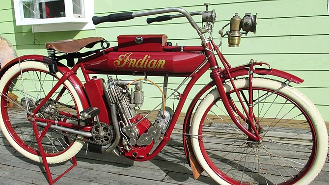 Mecum to auction 750 motorcycles in Vegas