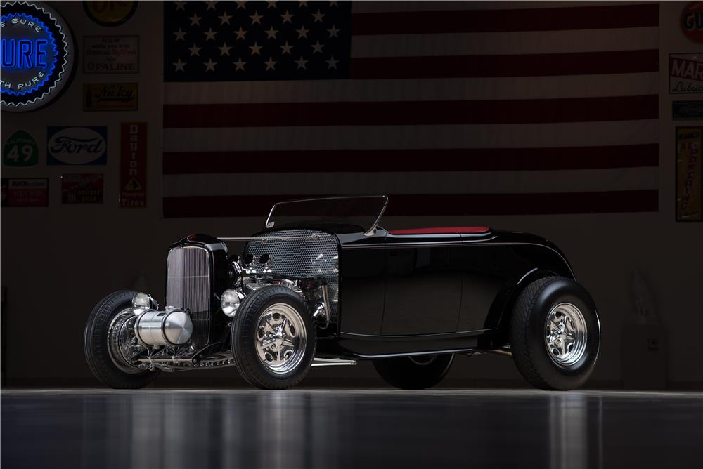 1932 Ford Custom Roadster