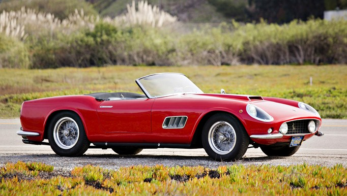 Gooding adds significant Ferraris for Arizona auction