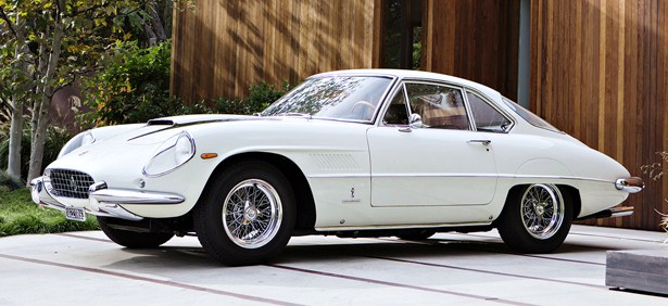 The rare 1962 Ferrari 400 Superamerica SWB Coupe Aerodinamico | Gooding & Company