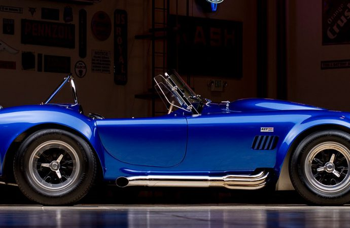 Countdown to Barrett-Jackson: 1966 Shelby Cobra 427 Super Snake