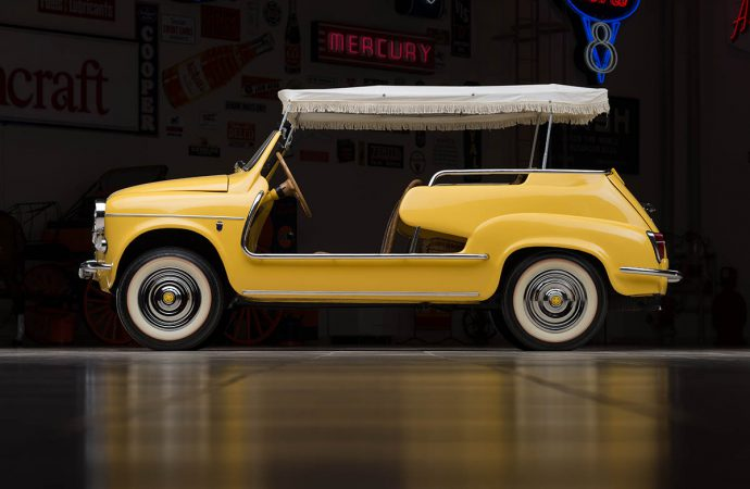 Countdown to Barrett-Jackson: A pair of micro cars