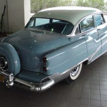 Countdown to Barrett-Jackson: 1953 Buick Roadmaster