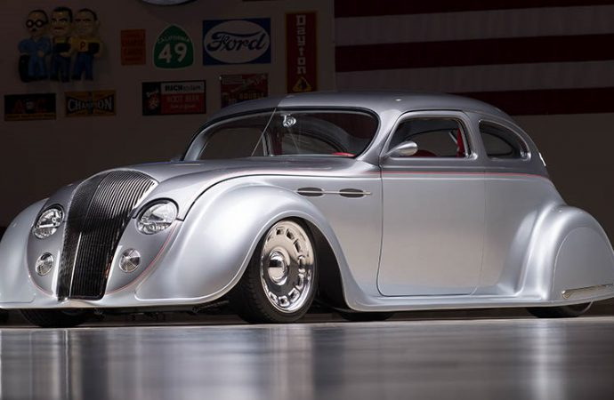 Countdown to Barrett-Jackson: 1936 Chrysler Airflow Custom 2-Door Coupe