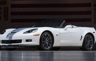 Countdown to Barrett-Jackson: 2013 Chevrolet Corvette VIN 001 convertible