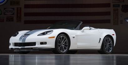 2013 Chevrolet Corvette Convertible VIN #0001