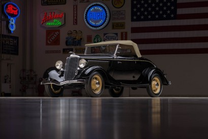 34 Ford Model 40 Deluxe Roadster
