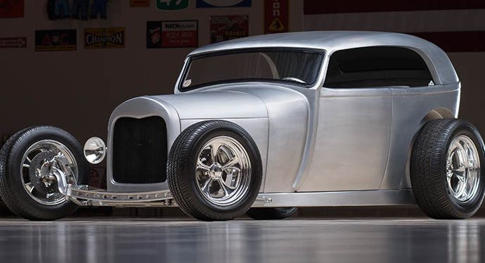 Countdown to Barrett-Jackson: Coddington quartet