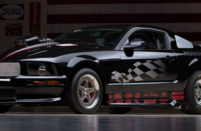Countdown to Barrett-Jackson: 2007 Ford Shelby GT500 Super Snake Prudhomme Edition