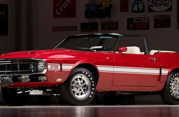 Countdown to Barrett-Jackson: A Shelby quartet
