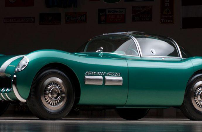 Countdown to Barrett-Jackson: 1954 Pontiac Bonneville Special concept car