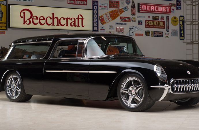 Countdown to Barrett-Jackson: A trio of Chevrolet Nomads