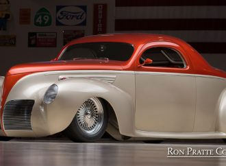 Countdown to Barrett-Jackson: 1938 Lincoln Zephyr V12 street rod