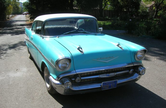 My Classic Car: Rod's 1957 Chevrolet Bel Air