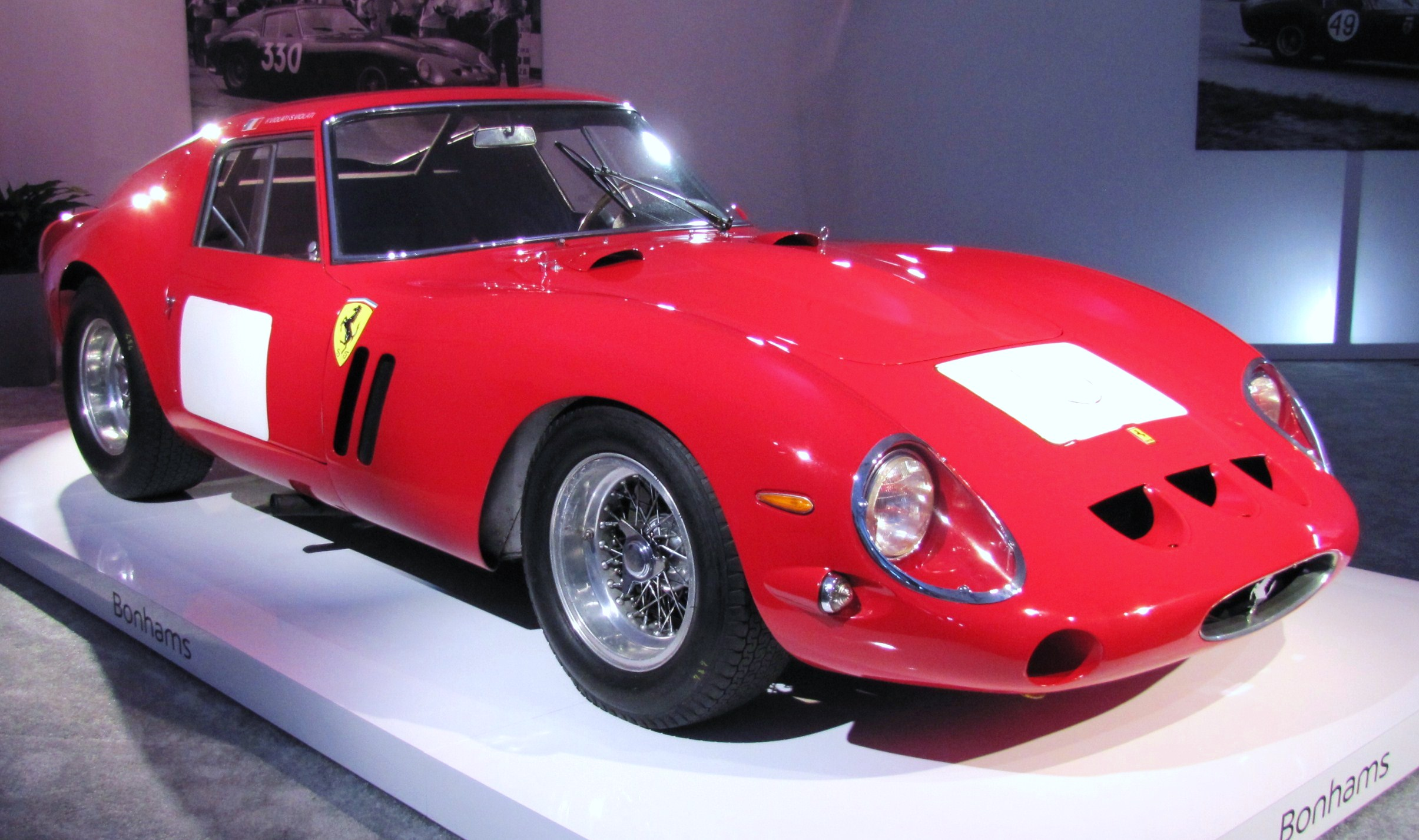 Classic car auction sales hit $1 3B in 2014 Hagerty says