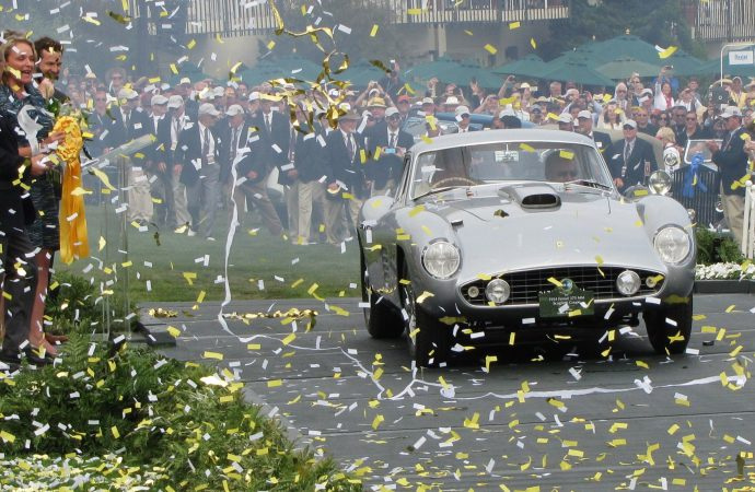 2014 top stories: No. 3 — Post-war car wins at Pebble Beach and changes everything
