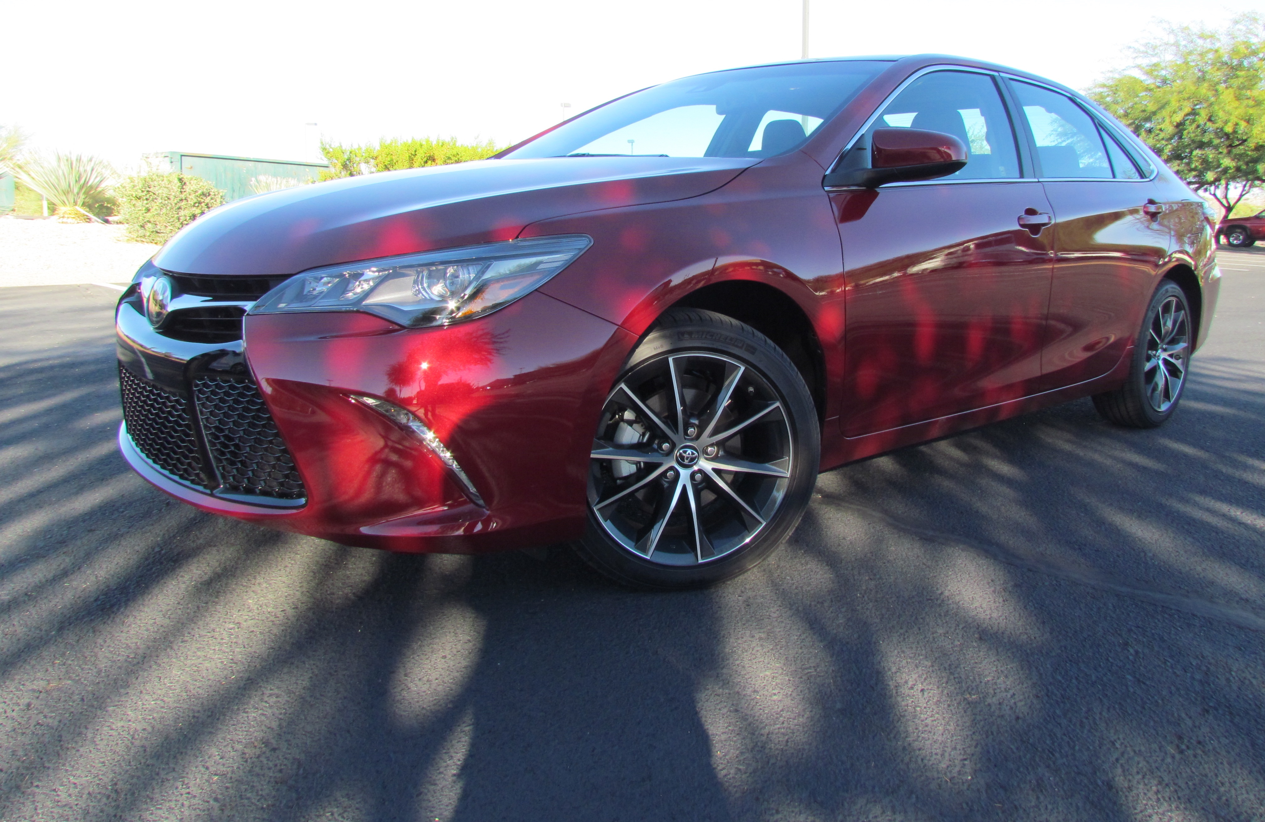 uncategorized blows our bold be blogs minds the new cars xse toyota camry