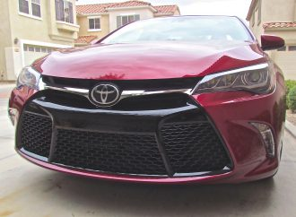 Driven: 2015 Toyota Camry