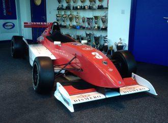 Coys's Autosport auction focuses on racing cars